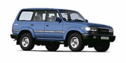 Toyota Land Cruiser 80 1992-1997