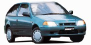 Suzuki Swift 1990-2004