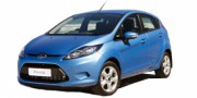 Ford Fiesta 2009-2016