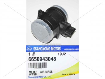 ФОТО Расходомер воздуха 3.2i G32D,2.7 XDI D27DT,2.0 XDI D20DT SSANGYONG ACTYON 06-13,KYRON 05-11,REXTON 0 SsangYong Kyron 2005-2007